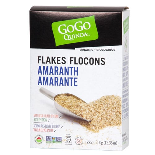 Amaranth flakes