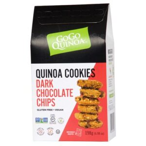 Quinoa Cookies Chocolate Chips
