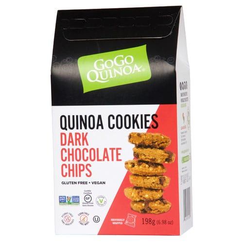 Quinoa Cookies Chocolate Chips
