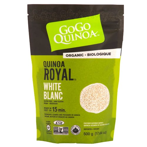 Organic White Royal Blanc