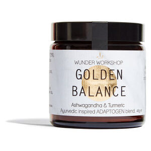 GOLDEN BALANCE - Adaptogen x Turmeric blend