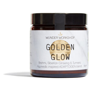GOLDEN GLOW - Adaptogen x Turmeric blend