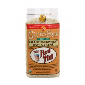 Organic Creamy Buckwheat Hot Cereal