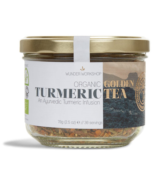 GOLDEN TURMERIC TEA