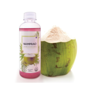 Organic Thai Coconut Water ( Namprao)